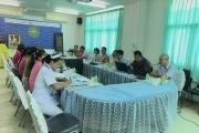 ประชุมจัดทำแผนยุทธศาสตร์ตัวชี้วัด ปีงบประมาณ 2563